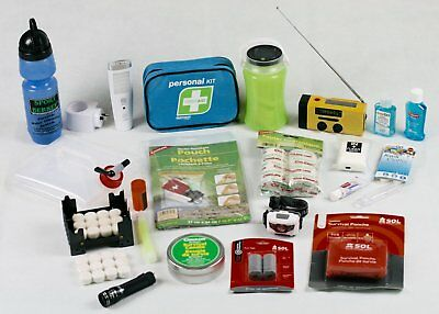 Cyclone & Disaster Emergency Kit - Designed and dispatched from QLD