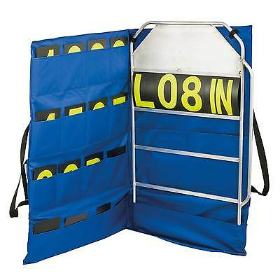 Champion Race / Motorsport Blue Deluxe Cover With Pockets For Large Pit Board
