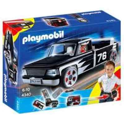 Playmobil Click & Go Pick Up Truck 4340 Brand New