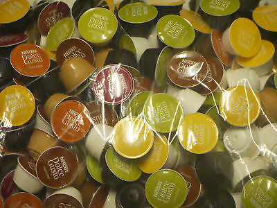 Nescafé Dolce Gusto 6 Flavour Variety Pack (51 Capsules)