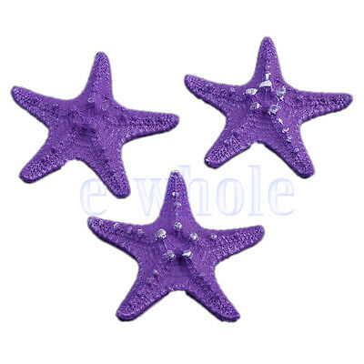 3 Starfish Garden Ornament Party Birthday Christmas Indoor Outdoor Home Decor BE