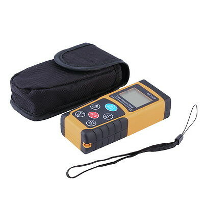100m Mini Digital Laser Distance Meter Range Finder Measure Diastimeter BS