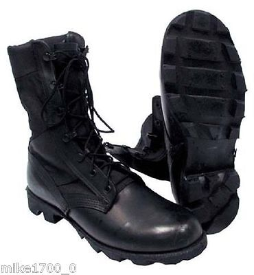 WELCO US ARMY SURPLUS JUNGLE COMBAT MILITARY BOOTS Size UK 10 + 9 + 8