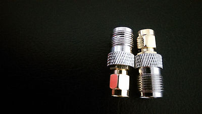 SMA male to TNC female Adapter (a pack of two items)