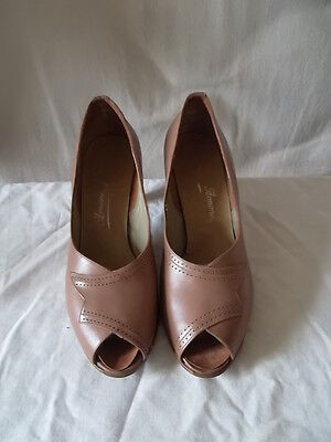 chaussures vintage femme Armoric taille 5