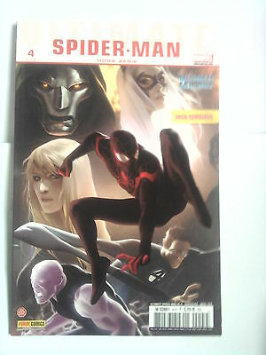 ULTIMATE SPIDER-MAN HS 4 (marvel panini ) ULTIMATE FALLOUT, mort  peter Parker