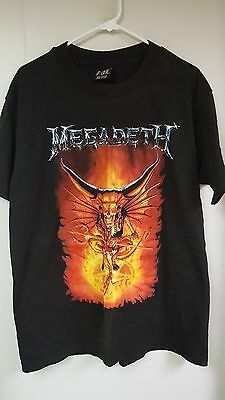 Megadeth Countdown to Extinction VINTAGE Concert shirt from 1993 tour