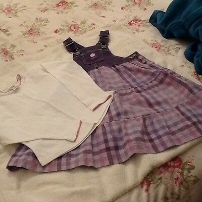 Girls next Dress and top age 3