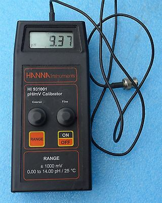Hanna Instruments HI 931001 Ph/mV Calibrator