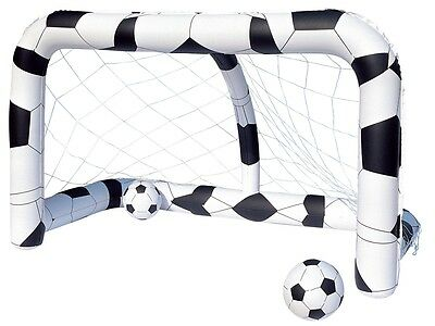 Jeux gonflable Bestway Soccer net Blanc 97622 - Neuf