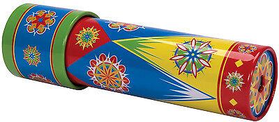 NEW Classic Tin KALEIDOSCOPE Schylling Optical Science Toy Colorful Gift Retro