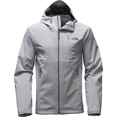 The North Face Men's THERMOBALL TRICLIMATE 3-in-1 Insulated Jacket Light Grey M