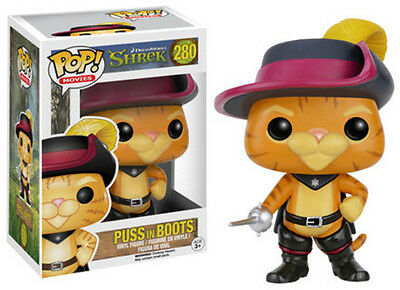 Shrek - Puss In Boots Funko Pop! Movies Toy