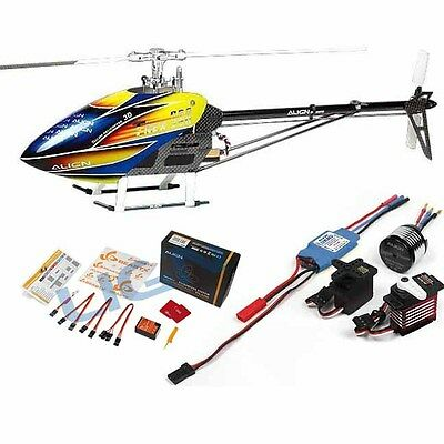 Align T-REX 250 PRO DFC Combo Helicopter Kit w/Microbeast Plus Flybarless System