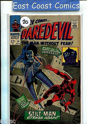 Daredevil Vol:1 #26 The Stilt-Man - Fine Plus