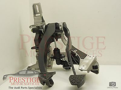 Audi A4 B7 Manual Pedal Box with Brake and Clutch Pedals