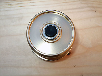 Gold Anodised Spare Spool For Abu Cardinal 57 / 157