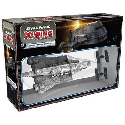 Star Wars: X-Wing Miniatures Game : Imperial Assault Carrier Expansion Pack