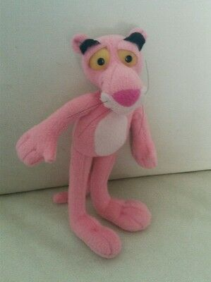 "PINK PANTHER PLUSH TOY 8"" approx"