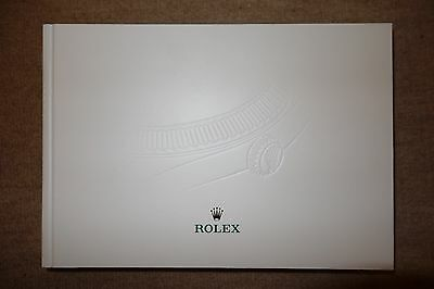 New ROLEX Hardback Watch Catalogue Brochure 2015/2016 DeepSea Sea-Dweller