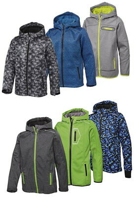 Boys Softshell Outdoor Jacket Casual Jacket Soft Shell Jacket Children's