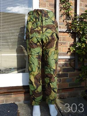 1968 Pattern British Army Military Camouflage Combat Trousers, Falklands Period
