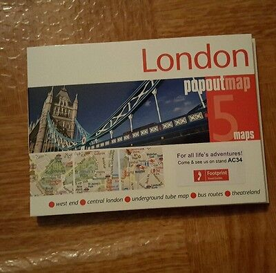 London pop out map
