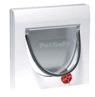 PetSafe Staywell Classic Manual 4 Way Locking Cat Door Flap without tunnel