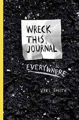 Wreck This Journal Everywhere  BOOK NUEVO