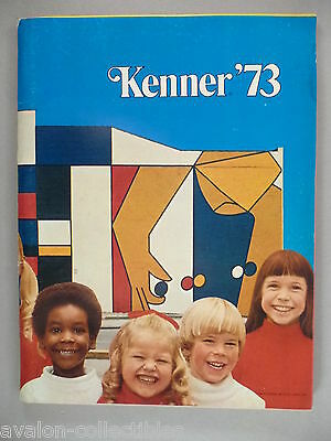 Kenner Toys CATALOG - 1973 ~~ toy