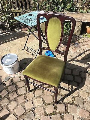 Chair reupholstery Service
