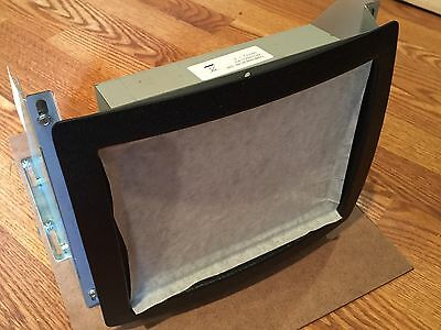 LCD Monitor For Fadal 88HS Control. Replaces Existing CRT.