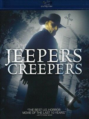 Jeepers Creepers [New Blu-ray] Ac-3/Dolby Digital, Dolby, Digital Theater Syst