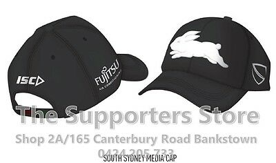 South Sydney Rabbitohs NRL 2017 Players ISC Media Cap! IN STOCK NOW!