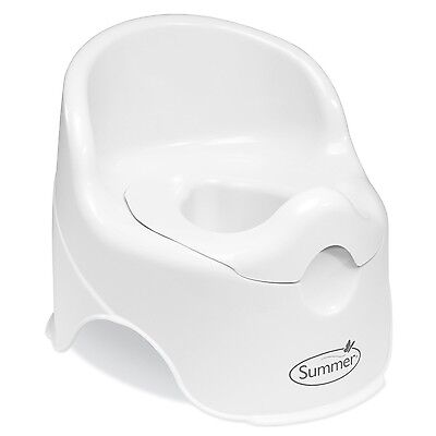 Summer Infant - Lil Loo Potty, White