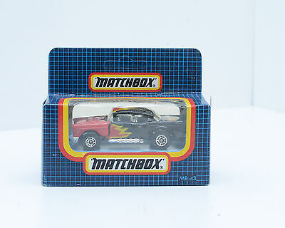 Matchbox MB-43,  '57 CHEVROLET CHEVY, in Excellent Condition, 2258