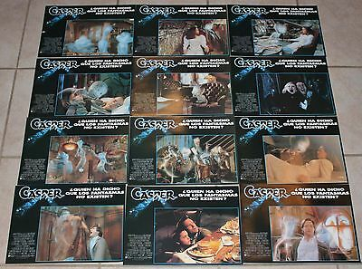 Casper lobby card set 12 Bill Pullman Christina Ricci Cathy Moriaty ghost