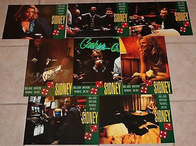 Gwyneth Paltrow Sydney 8 lobby set Philip Baker Hall Samuel L. Jackson gambling