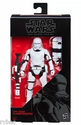 "Star Wars Black Series Flametrooper 6"" Action Figure"