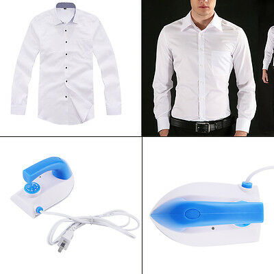 Mini Portable Travel Equipment Temperature Control Traveling Electric Iron MR