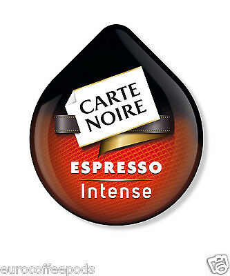24 x Tassimo Carte Noire Expresso Intense Coffee Sold Loose
