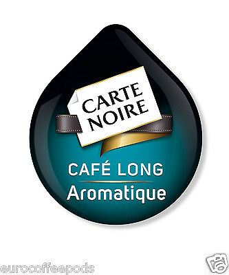 48 x Tassimo Carte Noire Café Long Aromatique Coffee Formally Kenya Sold Loose