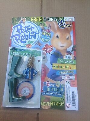 New Issue Of Peter Rabbit Magazine With Free Gift Issue 2