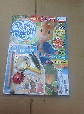 New Issue Of Peter Rabbit Magazine With Free Gift Issue 3
