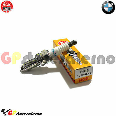 DCPR8EKC CANDELA NGK SPARK PLUGS PER MOTO E SCOOTER BMW R 1200 GS Adventure 2006