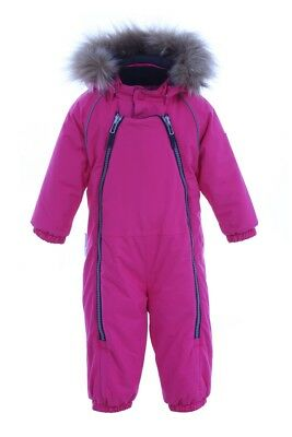 Ticket to Heaven Snowbaggie Suit High Performance Pink