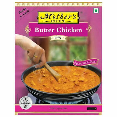 Mothers Recipe Butter Chicken - 80gm - Delicacy from Indian cuisine