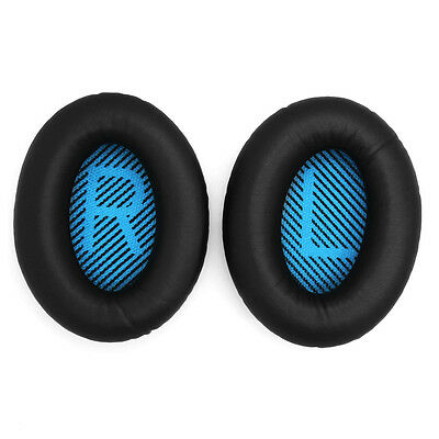 High Elastic Replacement Ear Pads Cushion Cover for Bose QC25 Headphones TH565