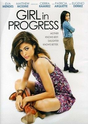 Girl in Progress [New DVD] Ac-3/Dolby Digital, Dolby, Subtitled, Widescreen