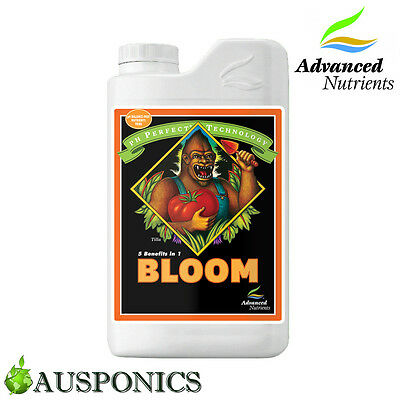 Advanced Nutrients 4L Ph Perfect Bloom Base Nutrient For Hydroponics